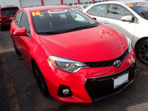 Certified Used Toyota Corolla SE