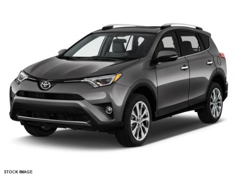 New 2017 Toyota RAV4 LTD 4DR 4WD SUV Wagon AWD AWD
