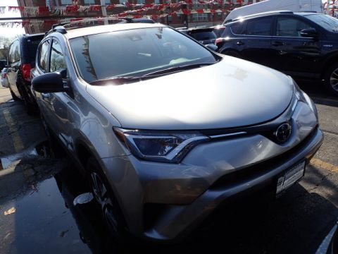 New 2017 Toyota RAV4 LE 4DR FWD SUV FWD LE 4dr SUV