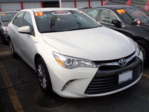 Certified Used Toyota Camry Hybrid LE