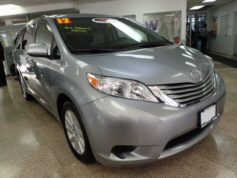 Certified Used Toyota Sienna LE