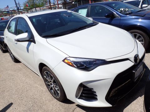 New 2017 Toyota Corolla SP EDITION 4DR SDN A