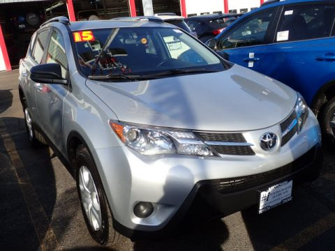 Certified Used Toyota RAV4 BSE