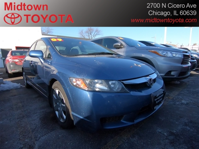Pre-Owned 2009 Honda Civic LX