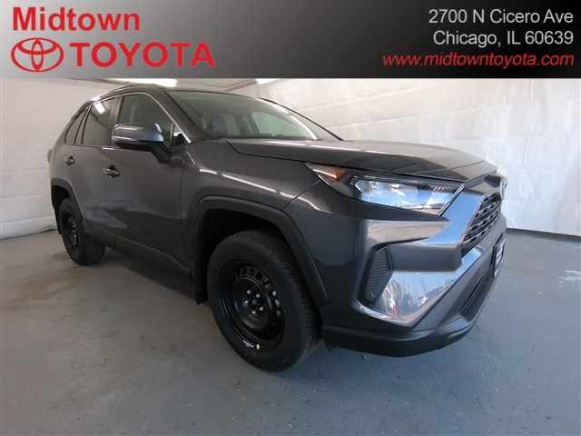 New 2020 Toyota RAV4 LE 4DR AWD SUV