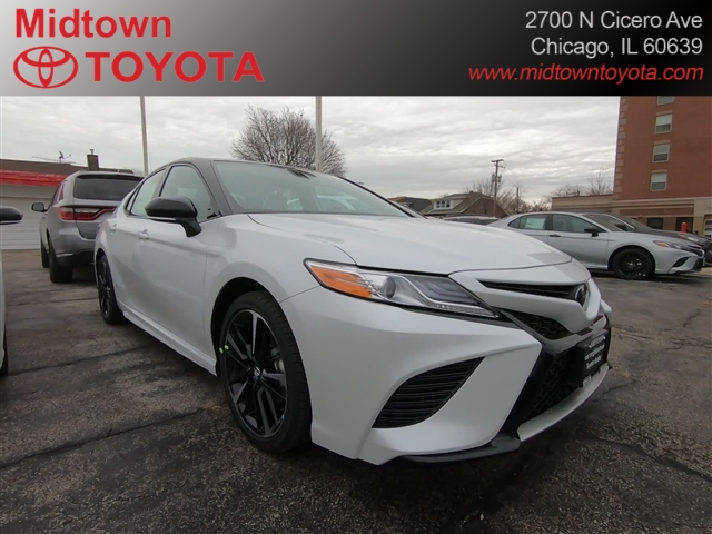 New 2020 Toyota Camry 4DR SEDAN XSE L4 8AT