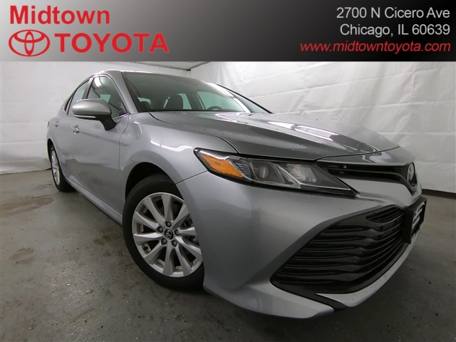 New 2020 Toyota Camry 4DR SEDAN LE L4 8AT