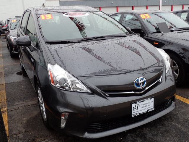 Certified Pre-Owned 2013 Toyota Prius V STD