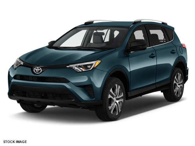 New 2017 Toyota RAV4 LE 4DR AWD SUV