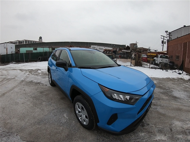 New 2019 Toyota Rav4 Le Awd Le 4dr Suv In Chicago 190132 Midtown
