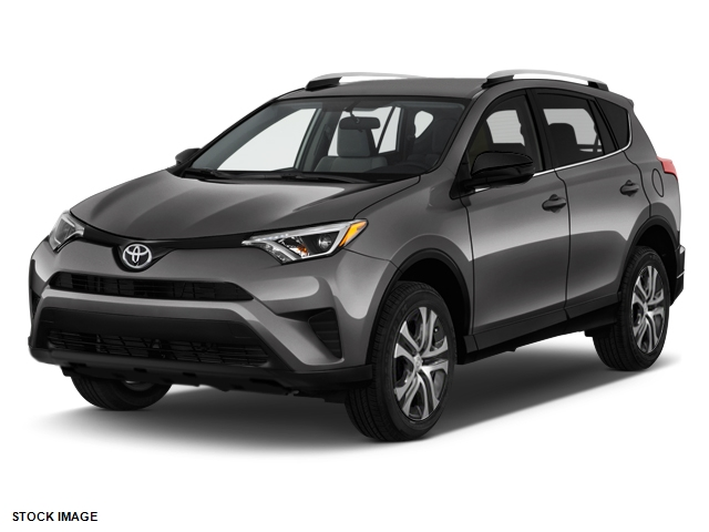 New 2017 Toyota RAV4 LE 4DR FWD SUV