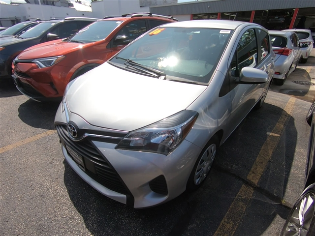 Certified Pre-Owned 2016 Toyota Yaris STD