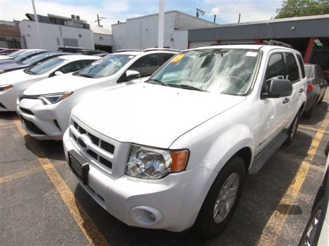 Pre-Owned 2009 Ford Escape Hybrid HYBRID