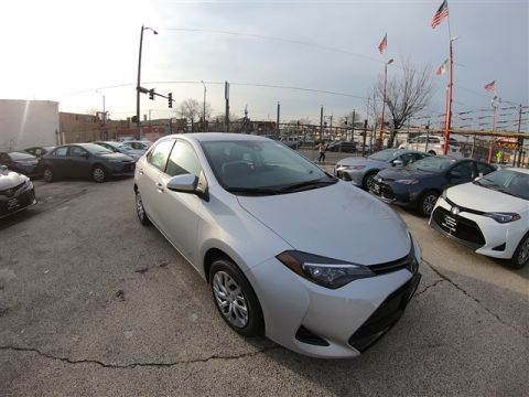 New 2019 Toyota Cars Midtown Toyota Chicago Il