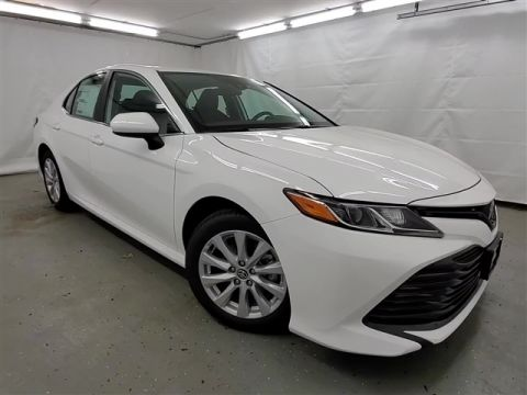 New 2020 Toyota Camry LE 4DR (A)