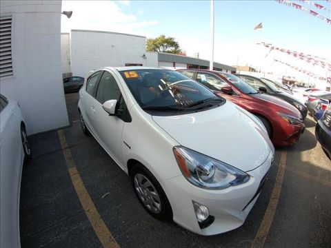 Certified Pre-Owned 2015 Toyota Prius C STD