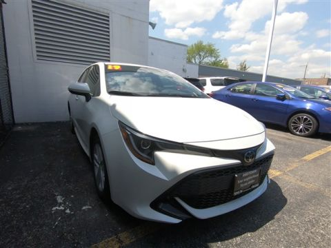 Certified Pre-Owned 2019 Toyota Corolla Hatchback STD